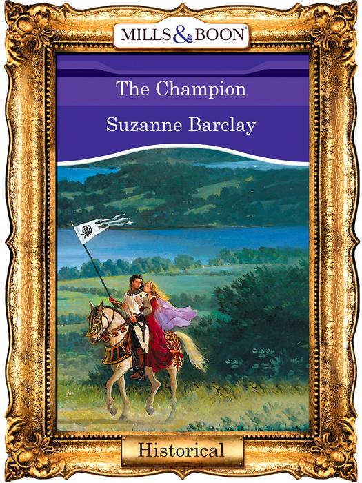 Suzanne Barclay The Champion blackstone
