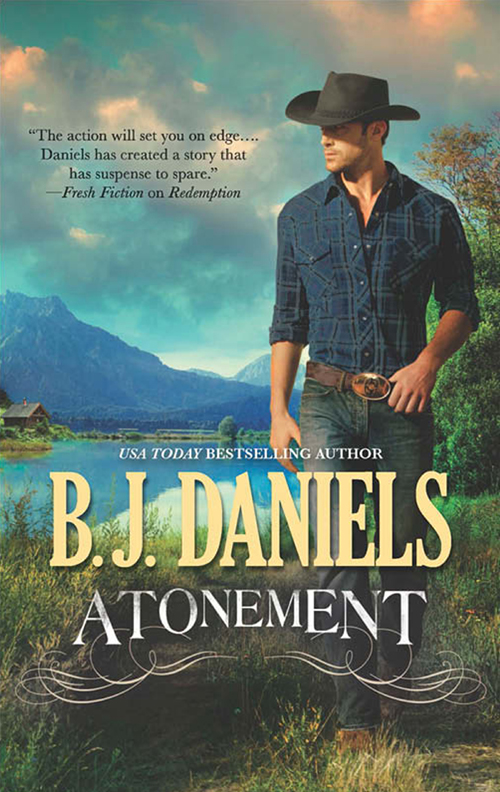 B.J. Daniels Atonement dillon wallace grit a plenty