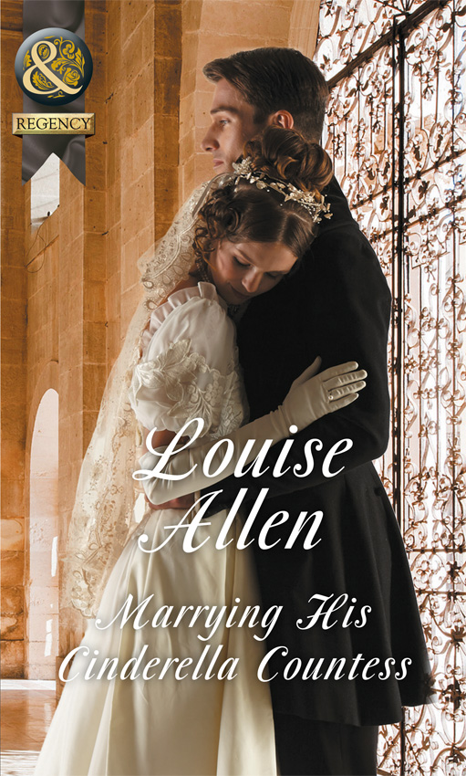 Louise Allen Marrying His Cinderella Countess the perfectly imperfect home