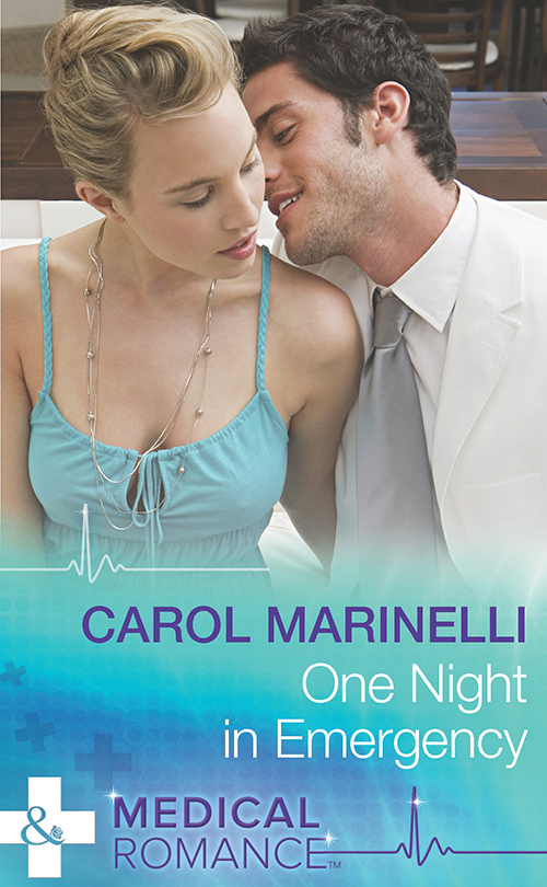 CAROL MARINELLI One Night in Emergency carol marinelli secret sheikh secret baby