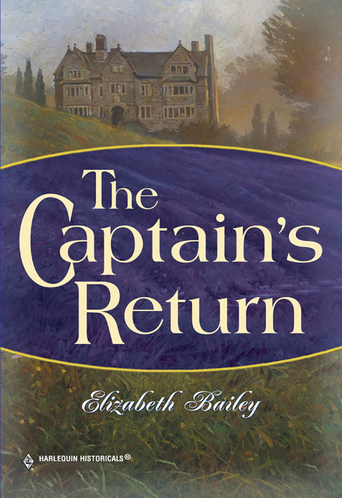 Elizabeth Bailey The Captain's Return the lost husband