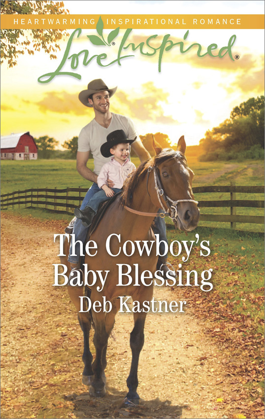Deb Kastner The Cowboy's Baby Blessing deb kastner his texas bride