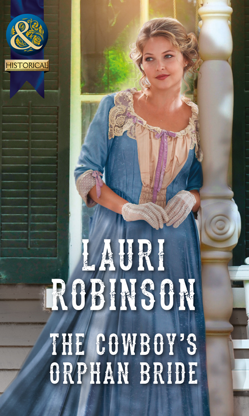 Lauri Robinson The Cowboy's Orphan Bride lauri robinson unclaimed bride