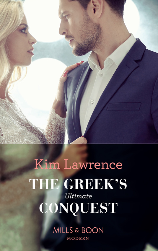 KIM LAWRENCE The Greek's Ultimate Conquest a taste for death