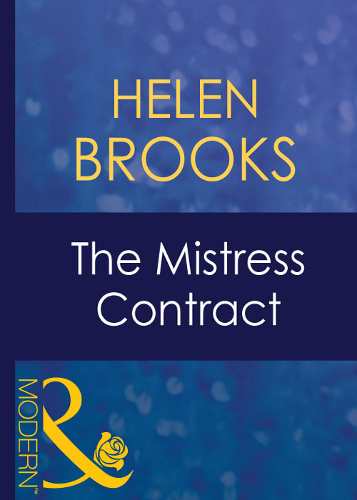HELEN BROOKS The Mistress Contract helen brooks husband by contract