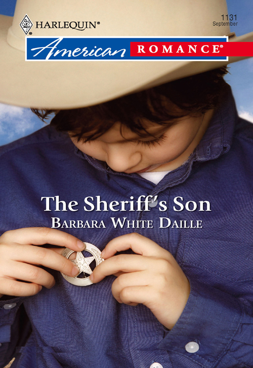 Barbara Daille White The Sheriff's Son peggy moreland tanner ties