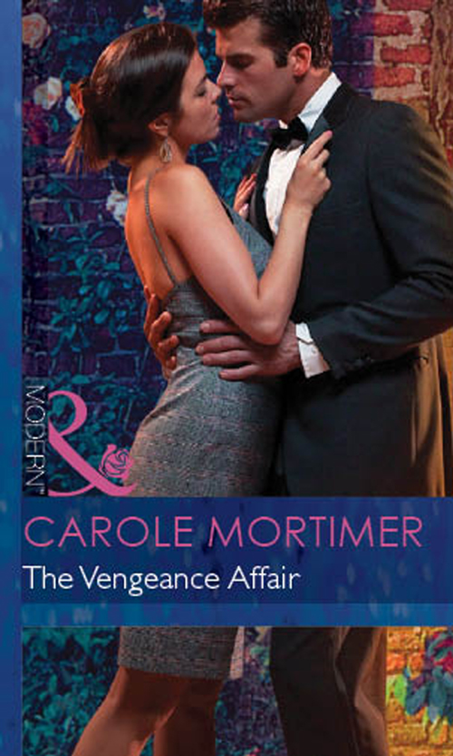 Carole Mortimer The Vengeance Affair carole halston because of the twins
