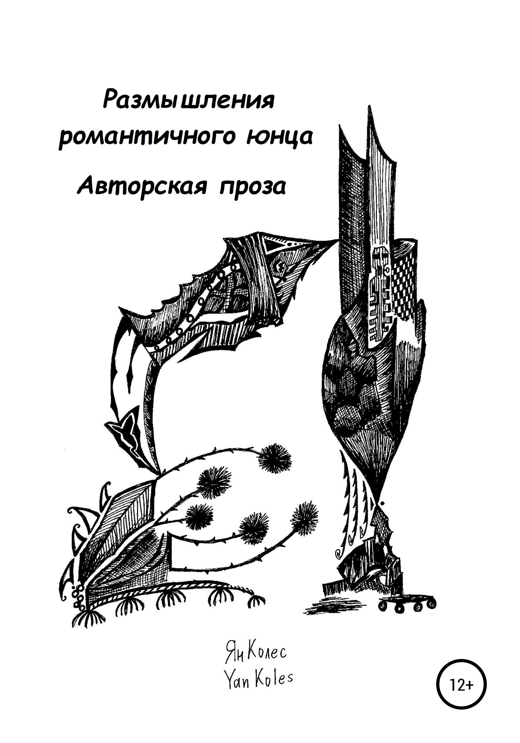 Ян Андреевич Колес Размышления романтичного юнца артур андреевич прокопчук размышления от