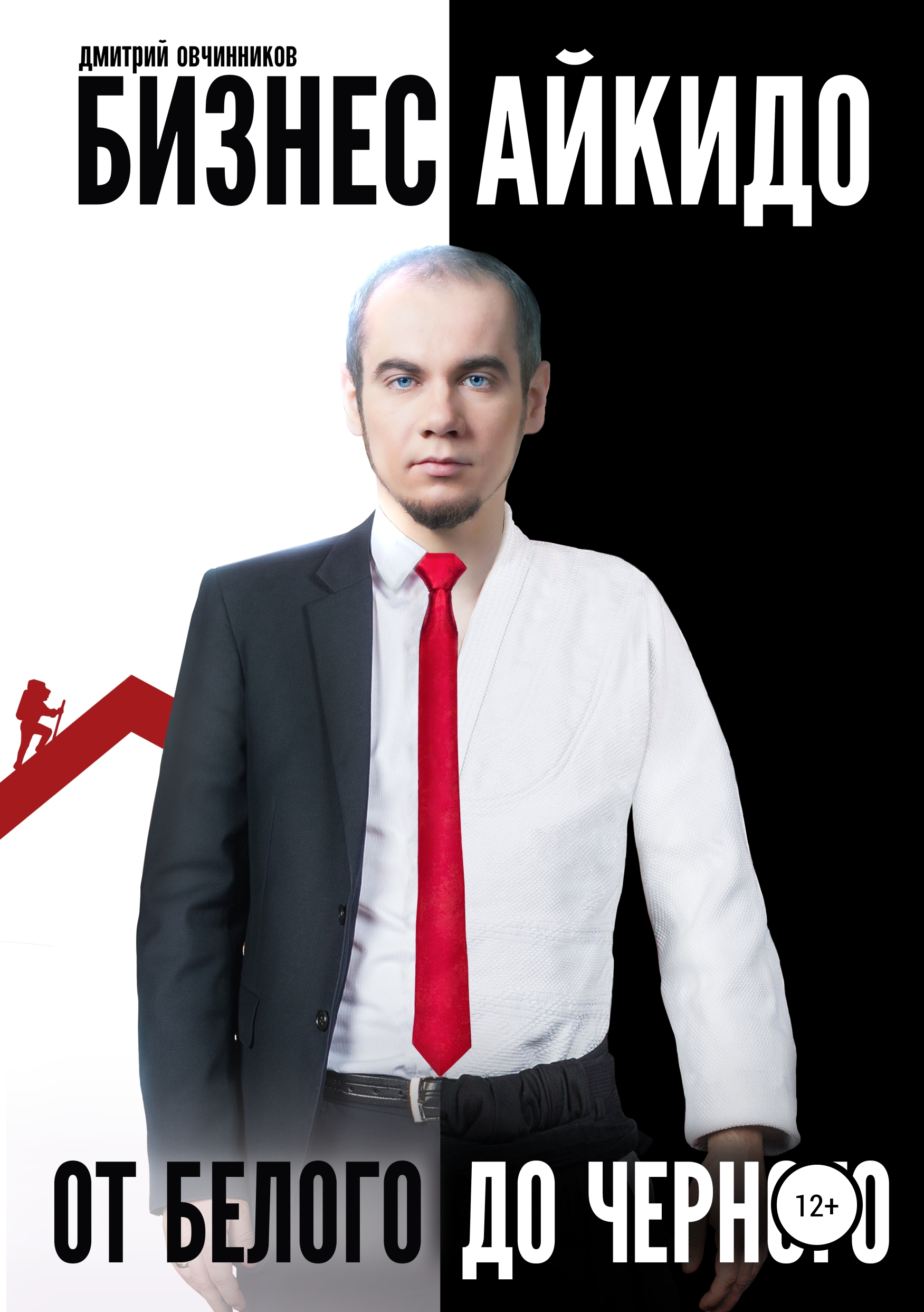 Обложка книги. Автор - Дмитрий Овчинников