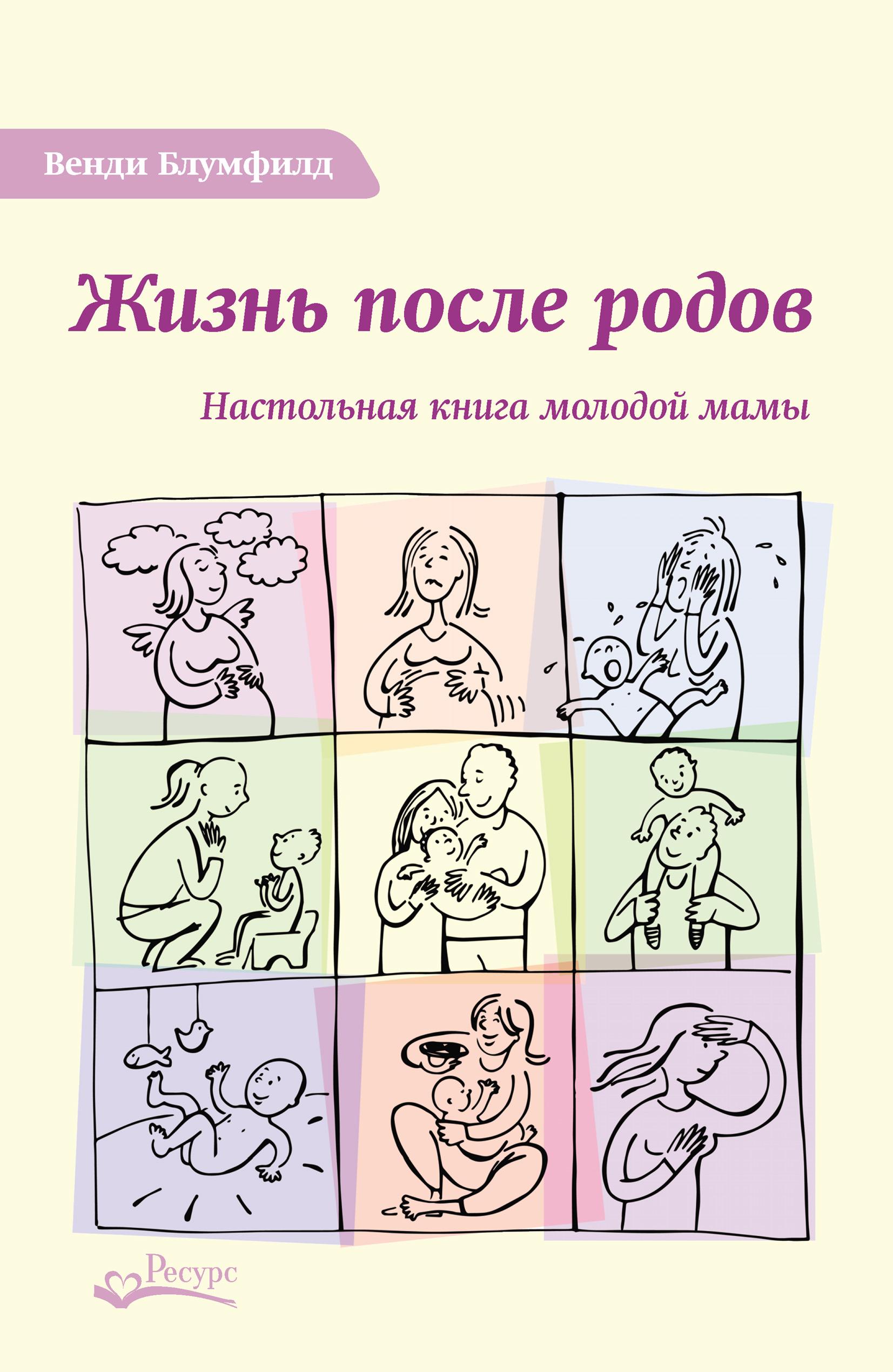 Венди Блумфилд Жизнь после родов. Настольная книга молодой мамы цена