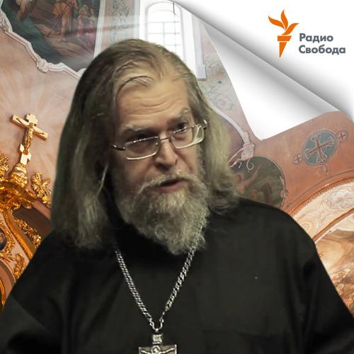 Яков Гаврилович Кротов Виктор Аксючиц, один из лидеров христианского демократического движения