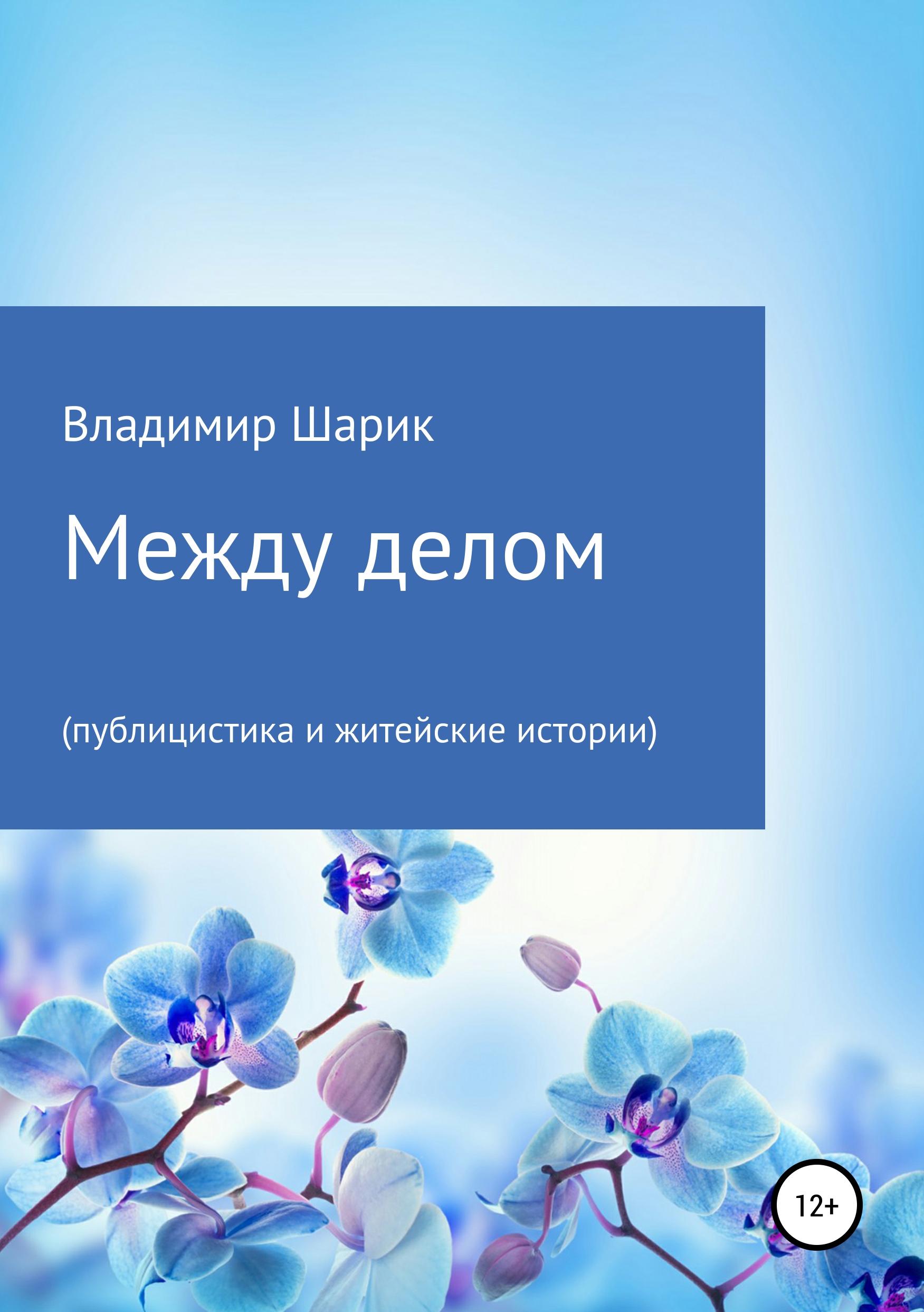 Фото - Владимир Михайлович Шарик Между делом (публицистика и житейские истории) между делом