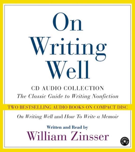 Уильям Зинсер On Writing Well Audio Collection