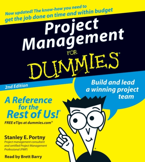 Stanley Portny E. Project Management For Dummies ws 173 статуэтка ангел хранитель