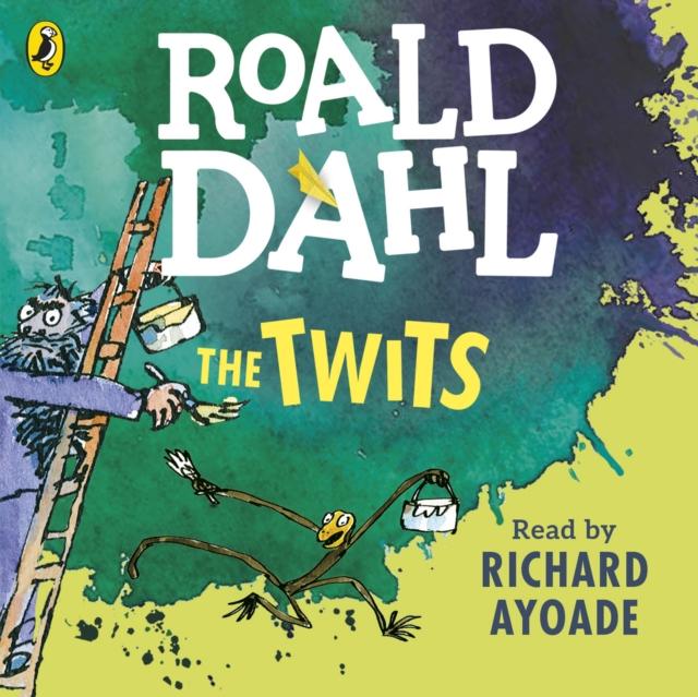 Roald Dahl Twits dahl roald whizzpopping joke book