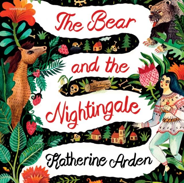 Katherine Arden Bear and The Nightingale цена