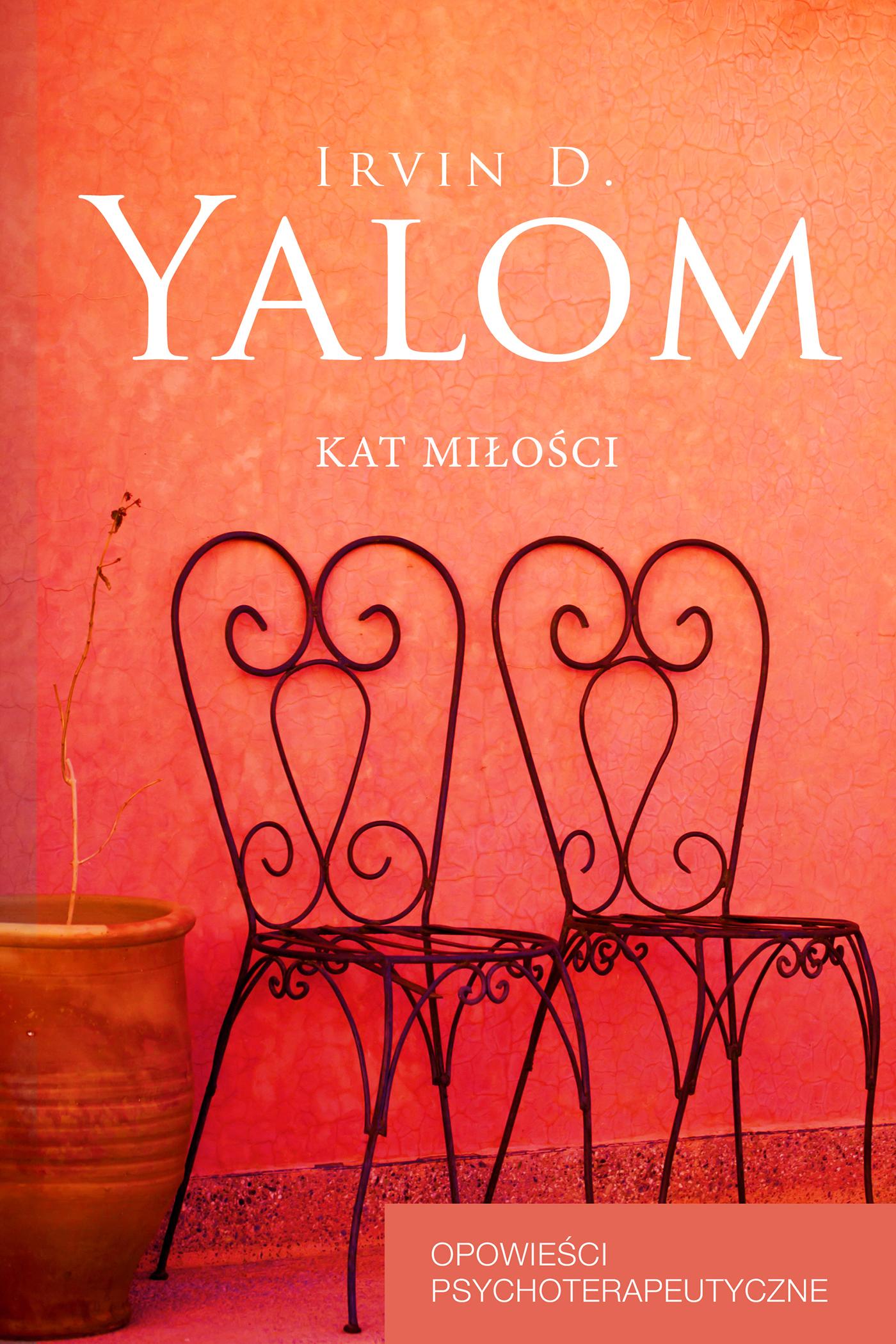 Irvin D. Yalom Kat miłości kat von d duo light