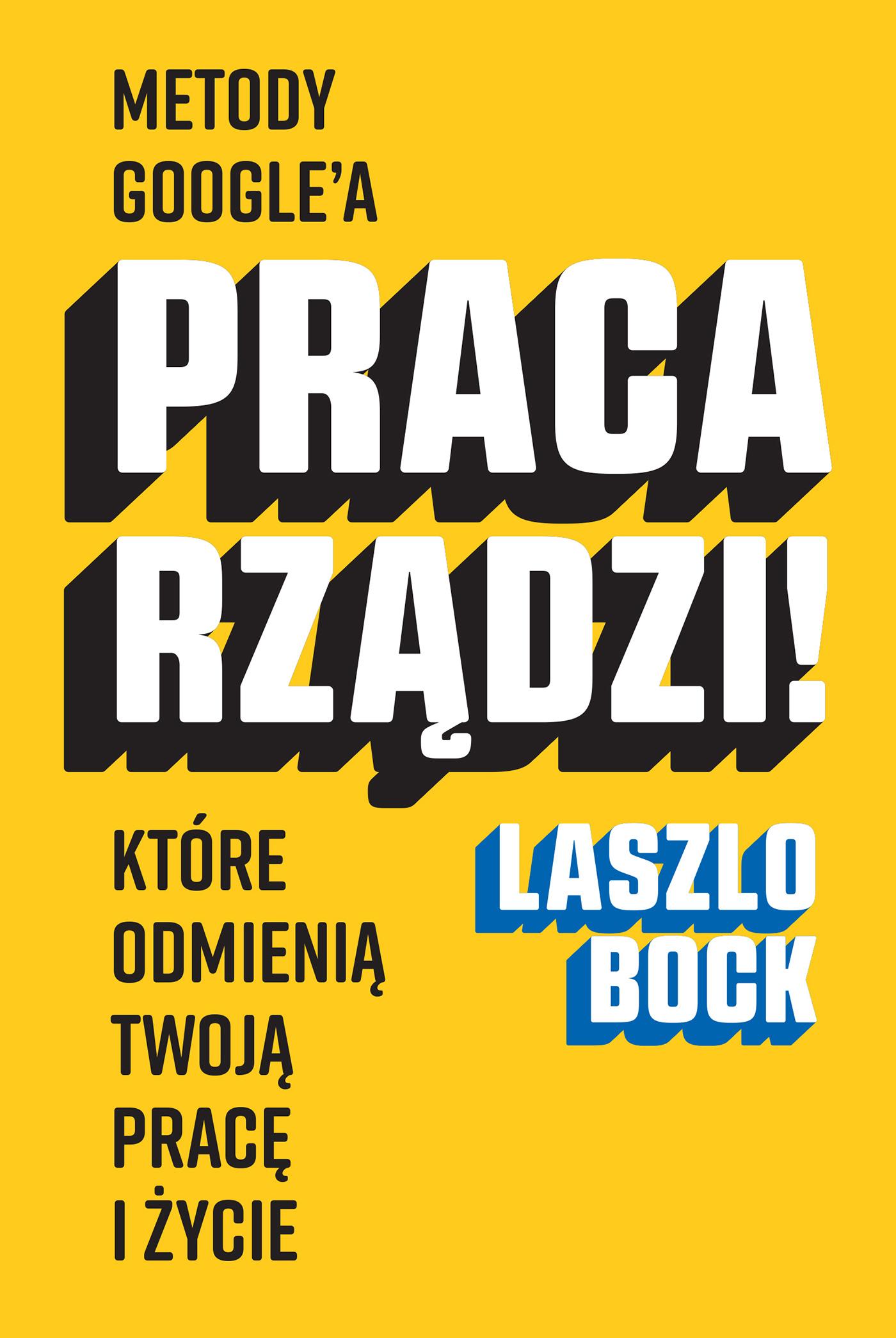 Laszlo Bock Praca rządzi! недорого