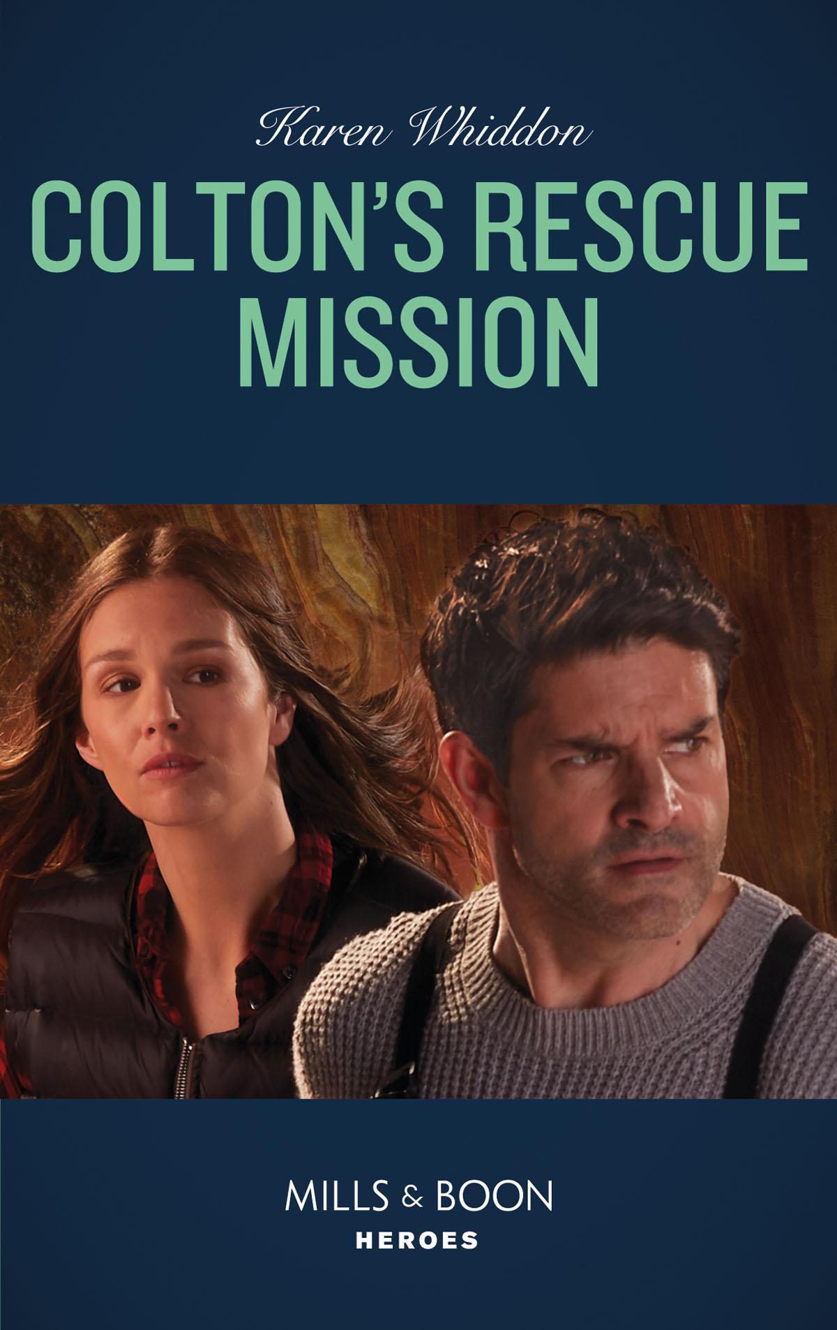 Karen Whiddon Colton's Rescue Mission karen whiddon colton s surprise family
