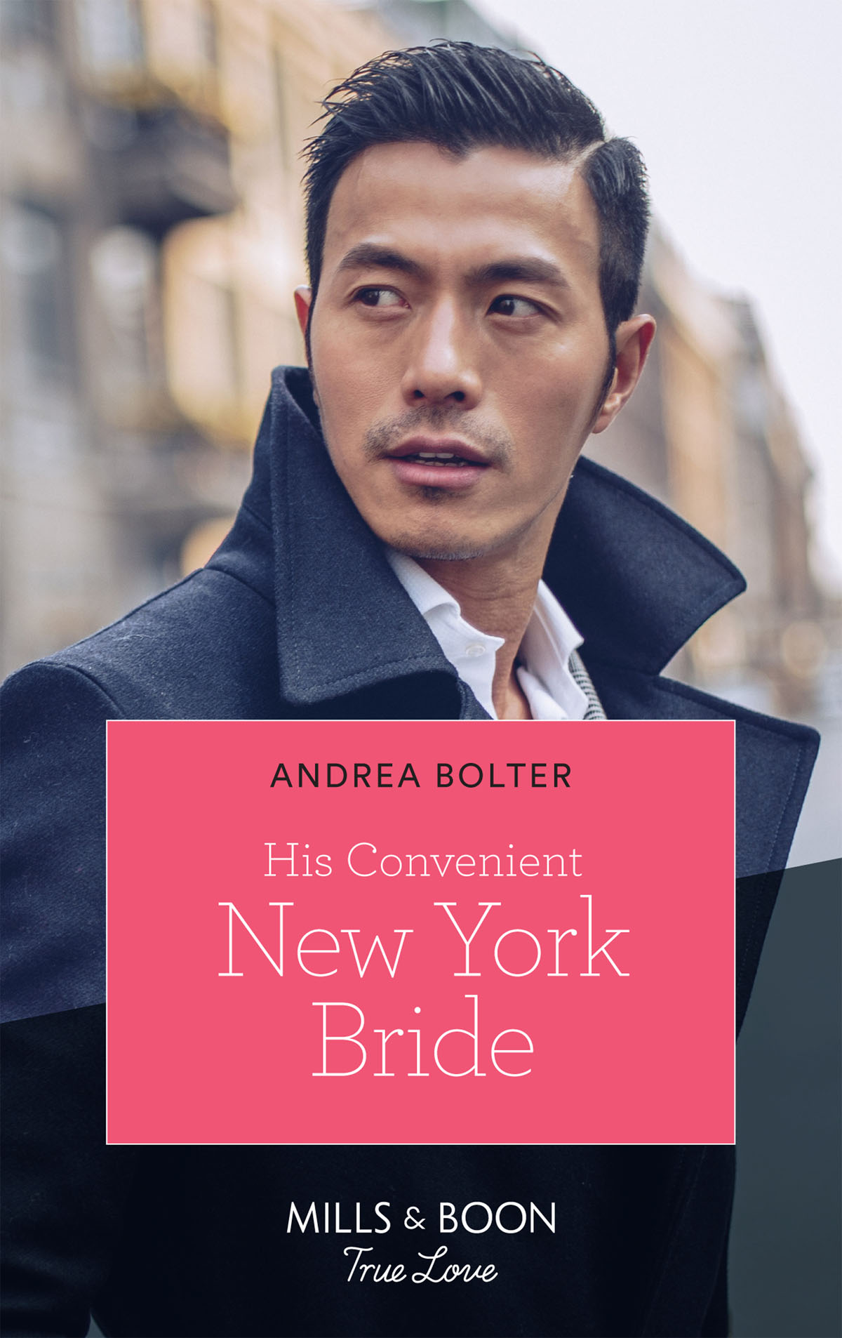 Andrea Bolter His Convenient New York Bride new york secret nights