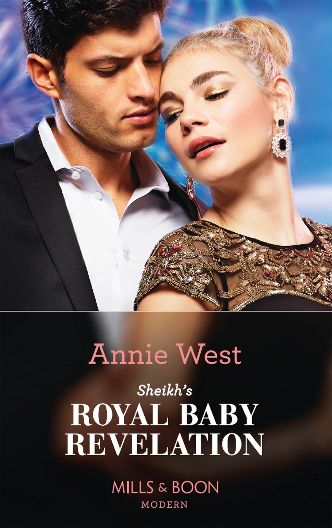 Annie West Sheikh's Royal Baby Revelation annie west defying her desert duty
