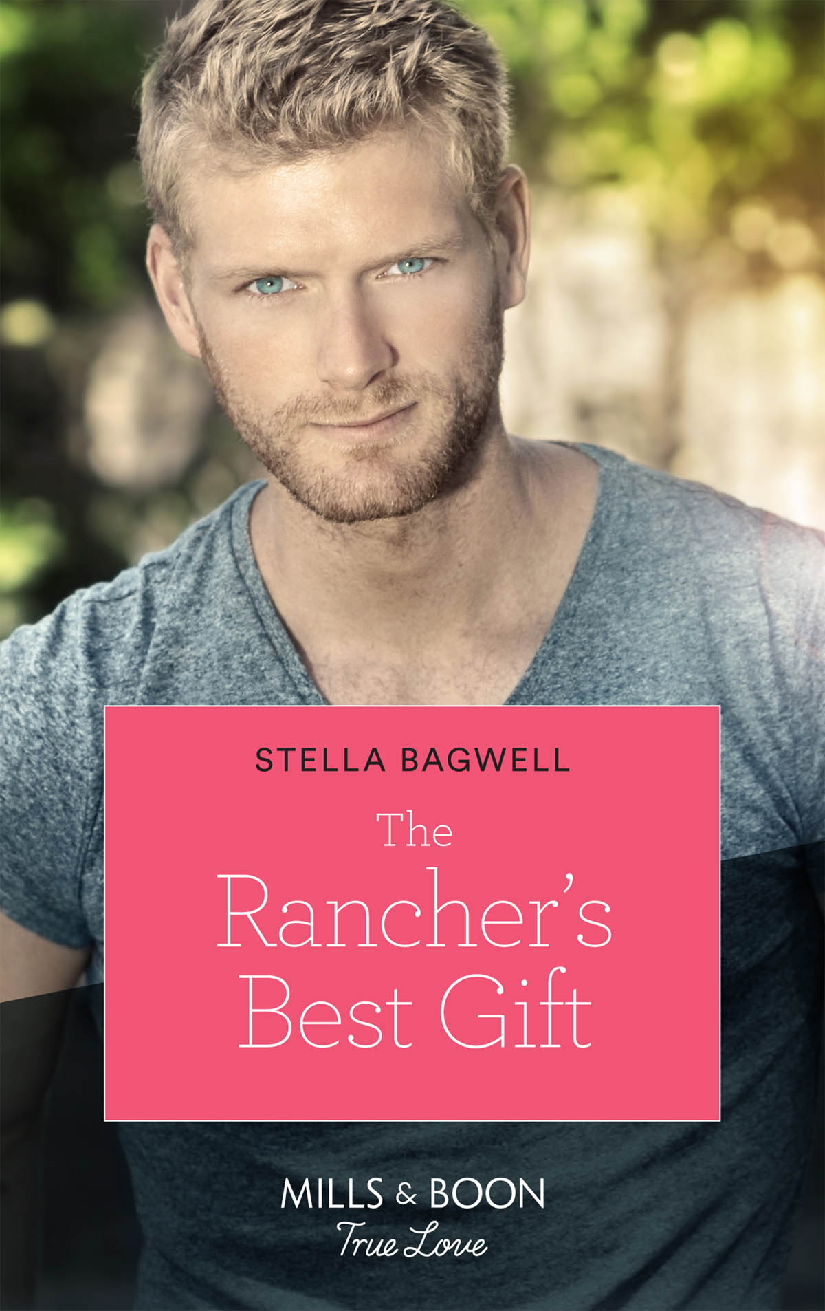 Stella Bagwell The Rancher's Best Gift stella bagwell because of the ring
