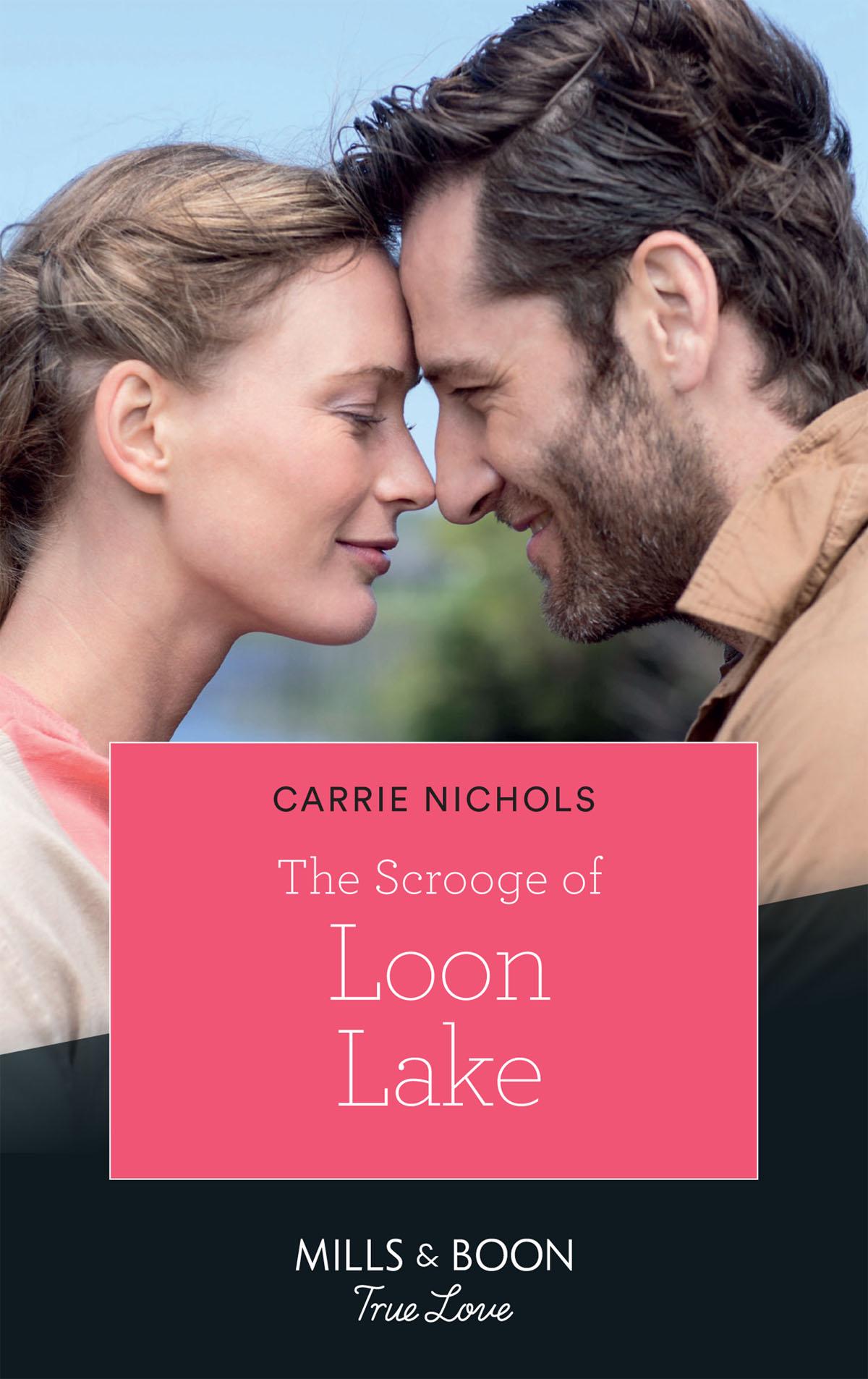 Carrie Nichols The Scrooge Of Loon Lake mandi solk the joy of no self