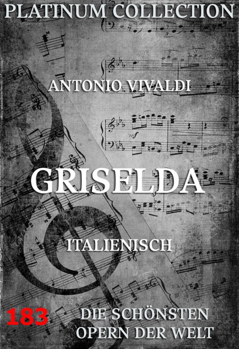 Carlo Goldoni Griselda