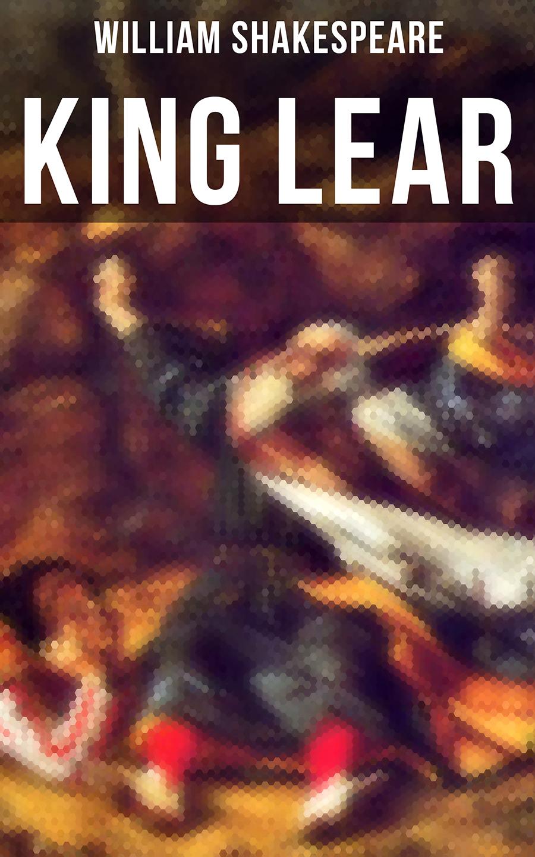 William Shakespeare KING LEAR william shakespeare king lear illustrated shakespeare
