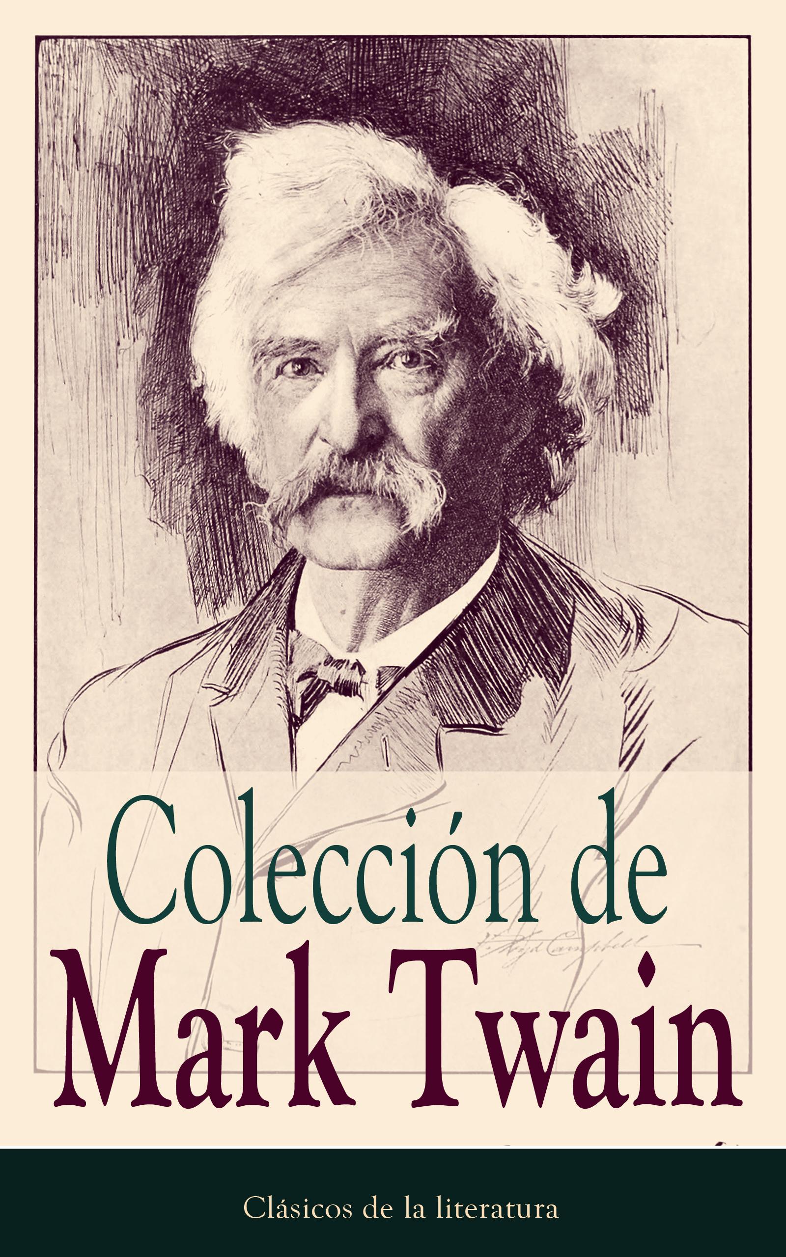 coleccion de mark twain