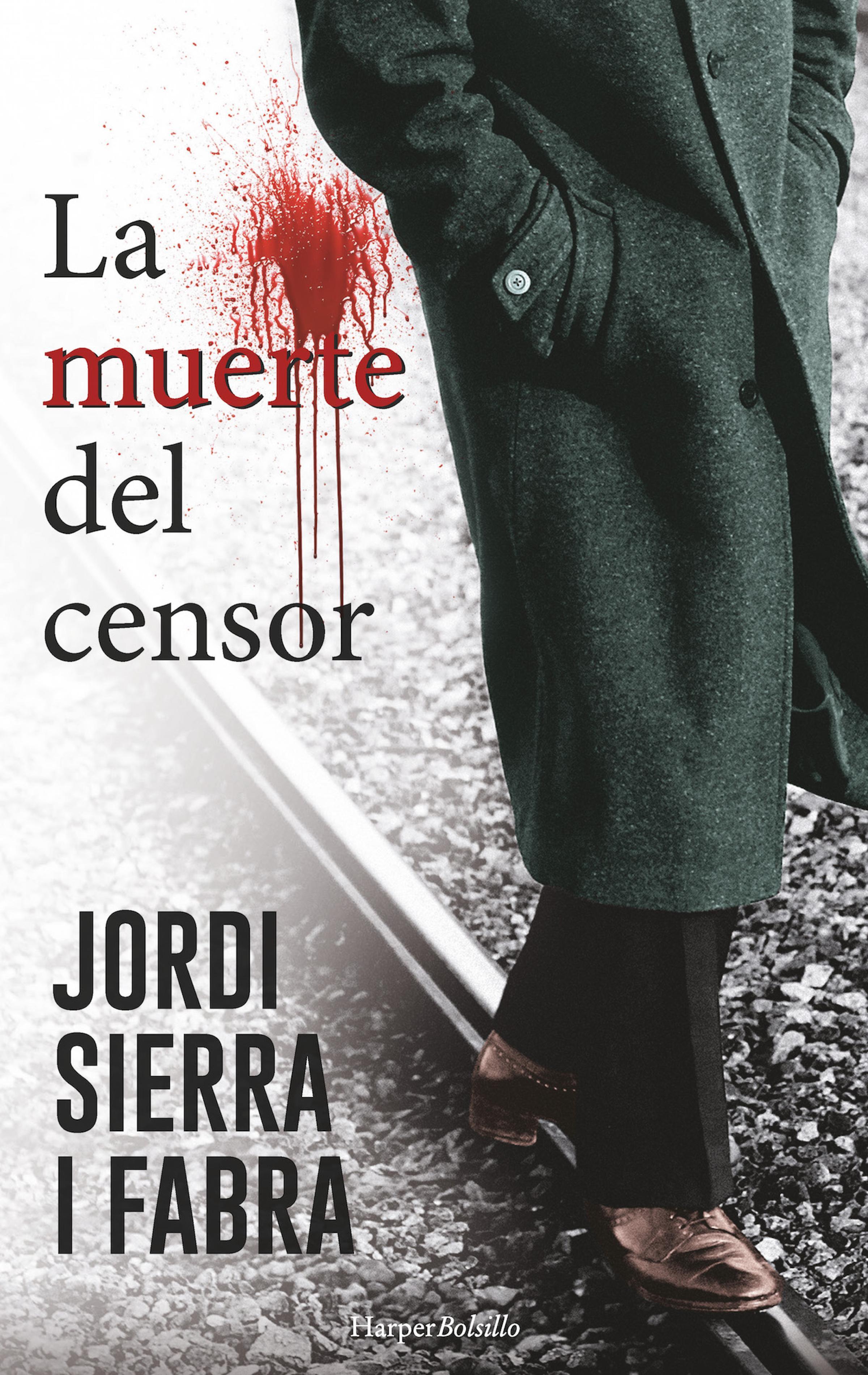 Jordi Sierra i fabra La muerte del censor jordi punti la matèria