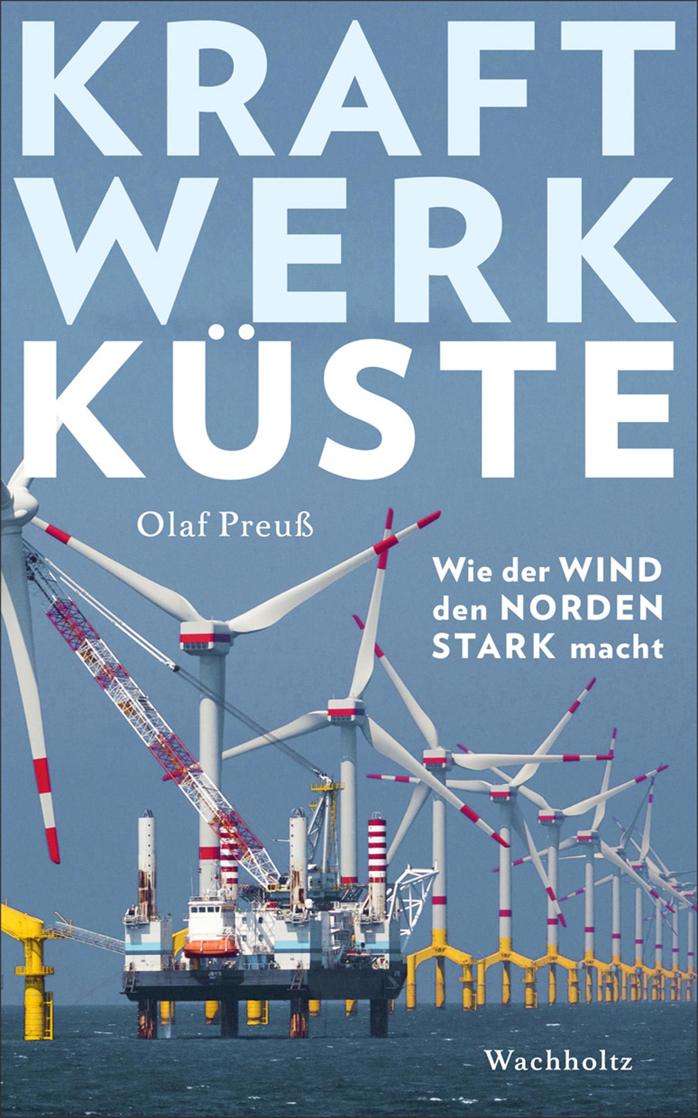 цена на Olaf Preuß Kraftwerk Küste