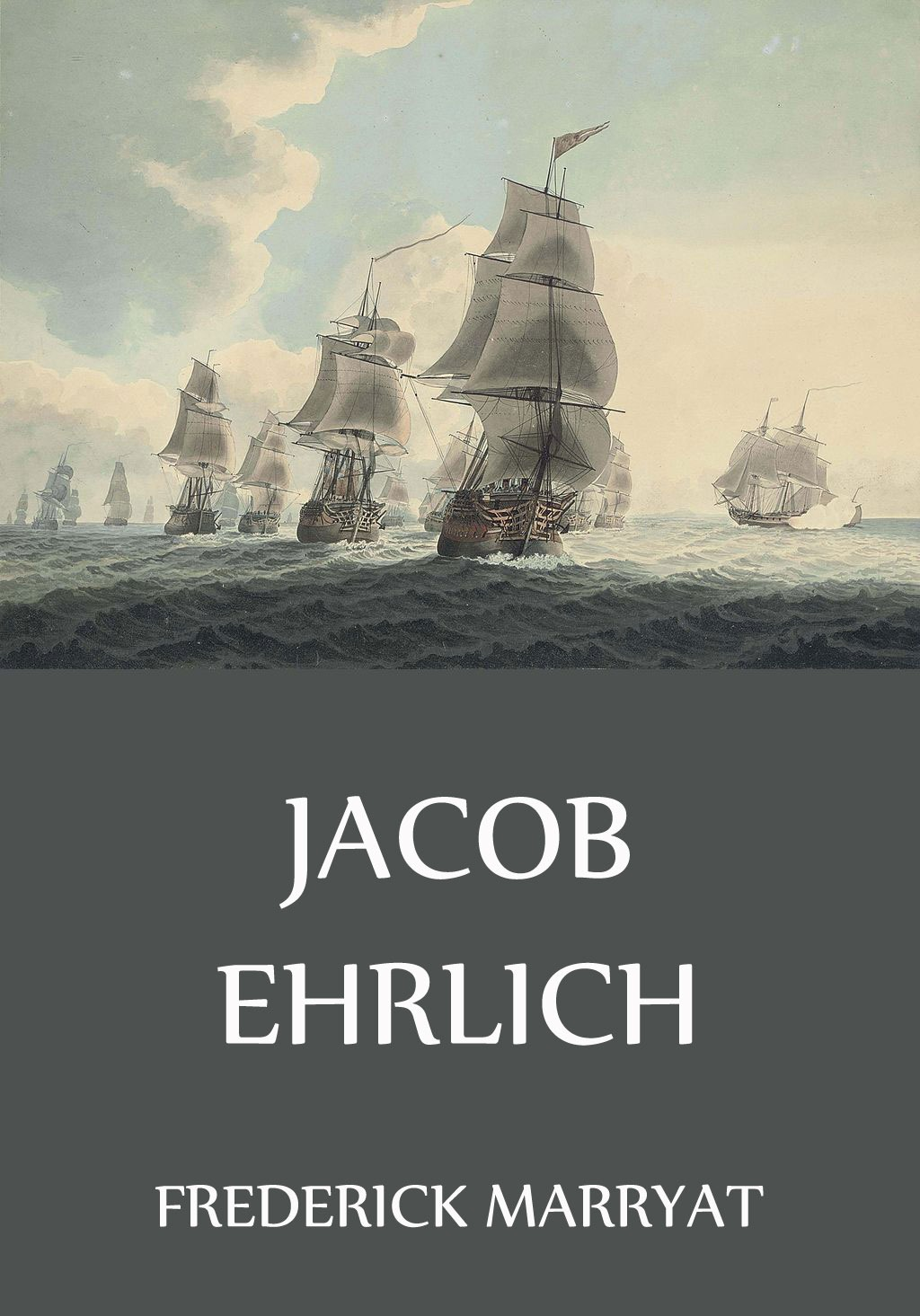 Frederick Marryat Jacob Ehrlich