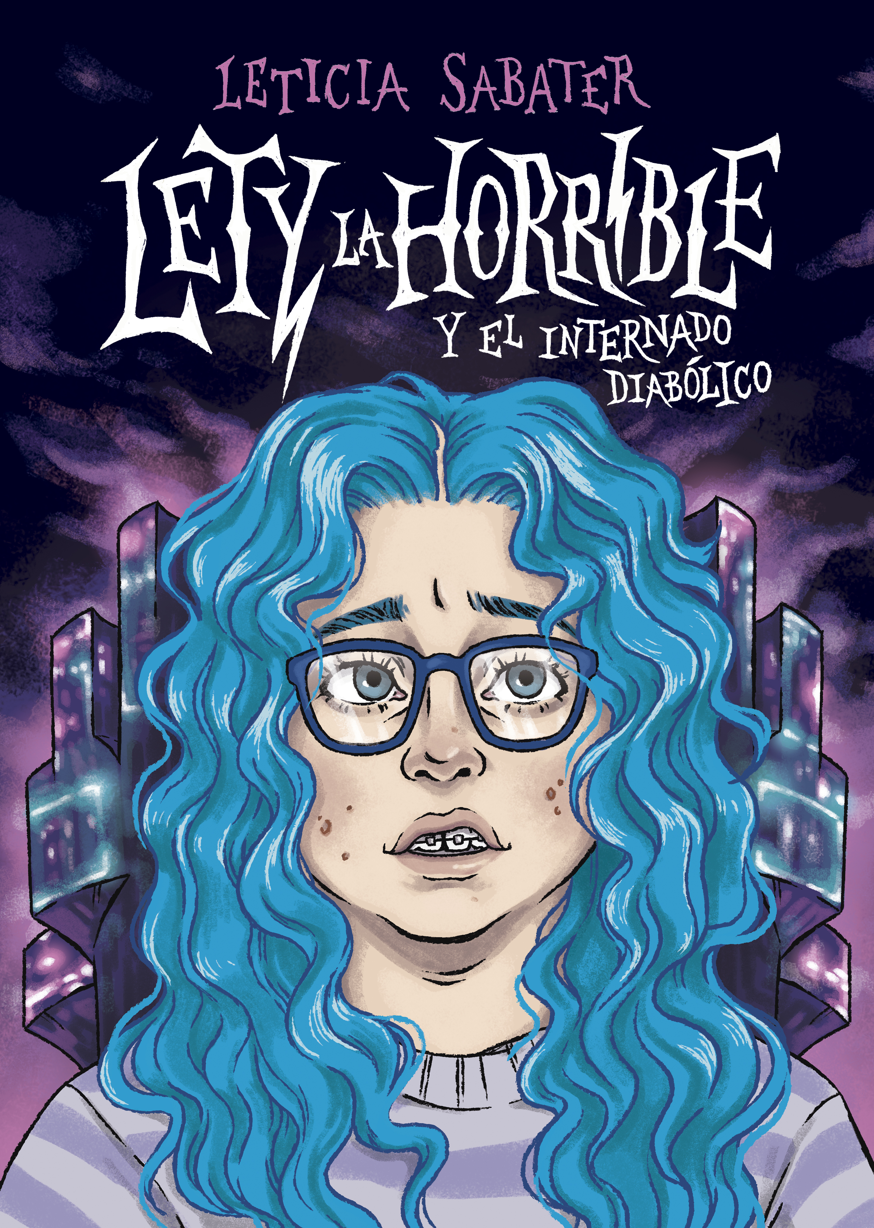 Leticia Sabater Lety la Horrible y el Internado Diabólico