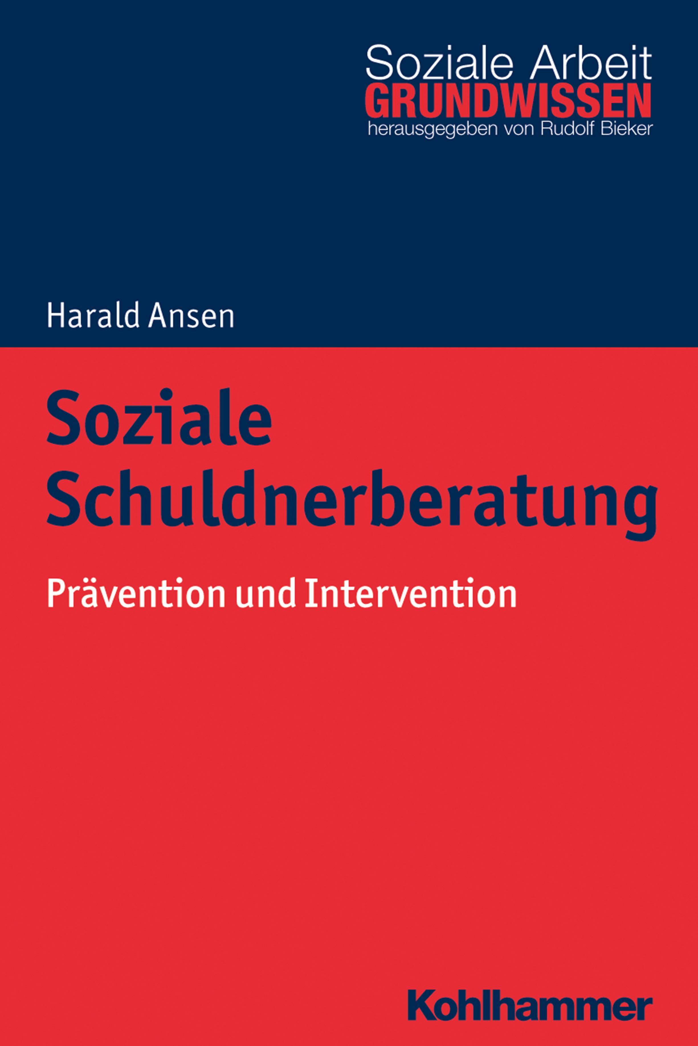 Harald Ansen Soziale Schuldnerberatung
