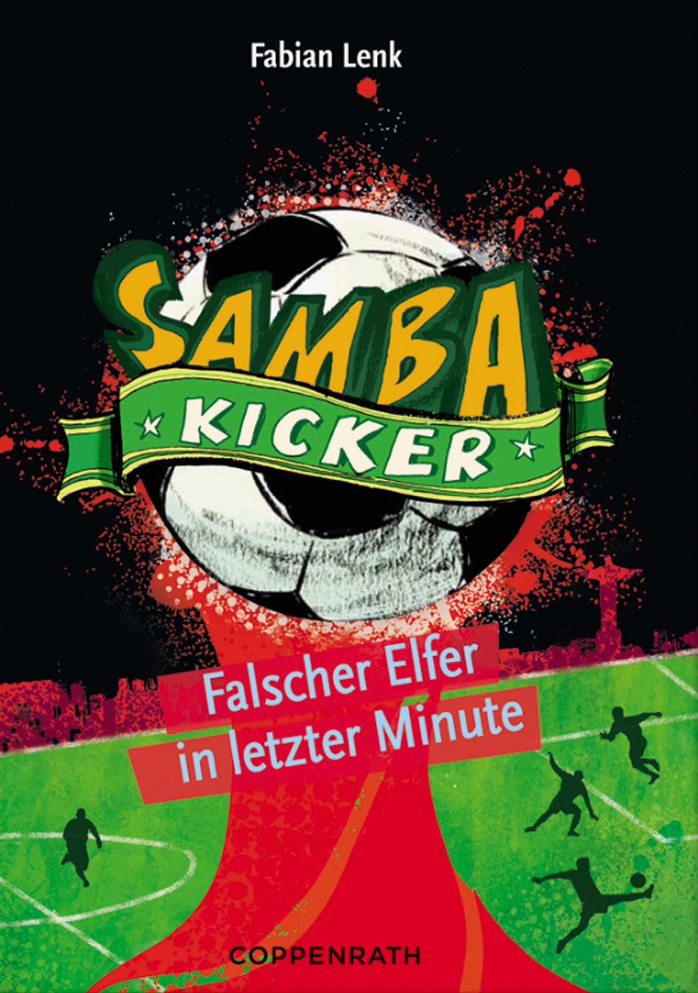 Fabian Lenk Samba Kicker - Band 3