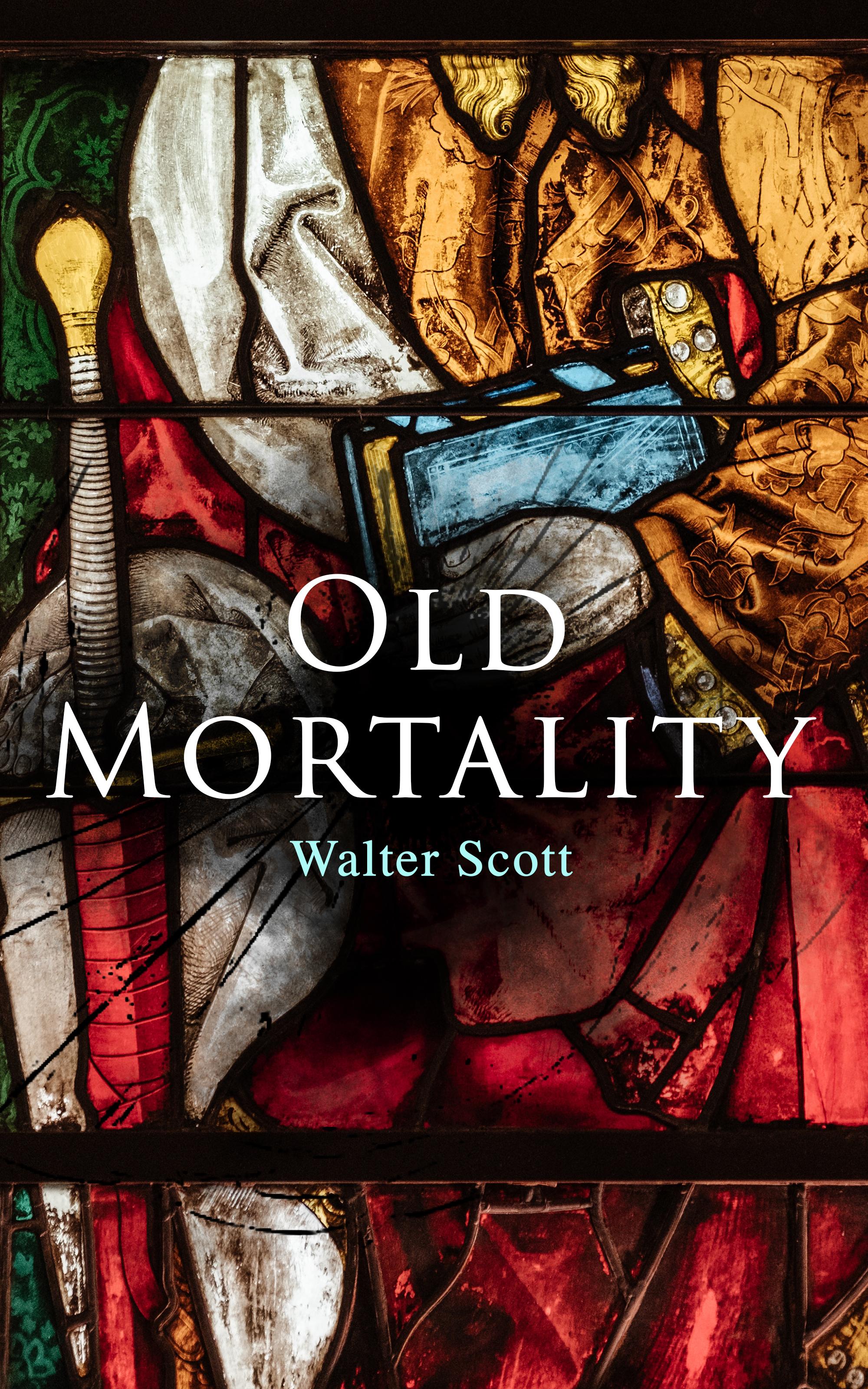 Walter Scott Old Mortality цена в Москве и Питере