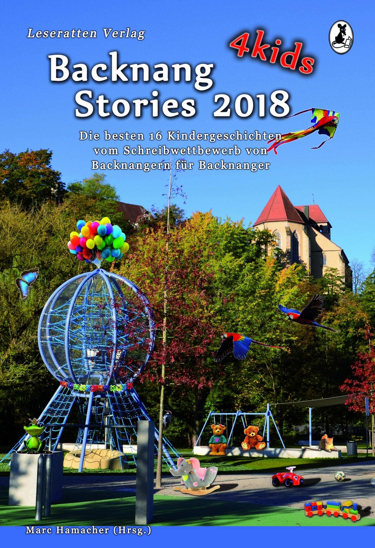 Tanja Kummer Backnang Stories 4 kids 2018 недорого