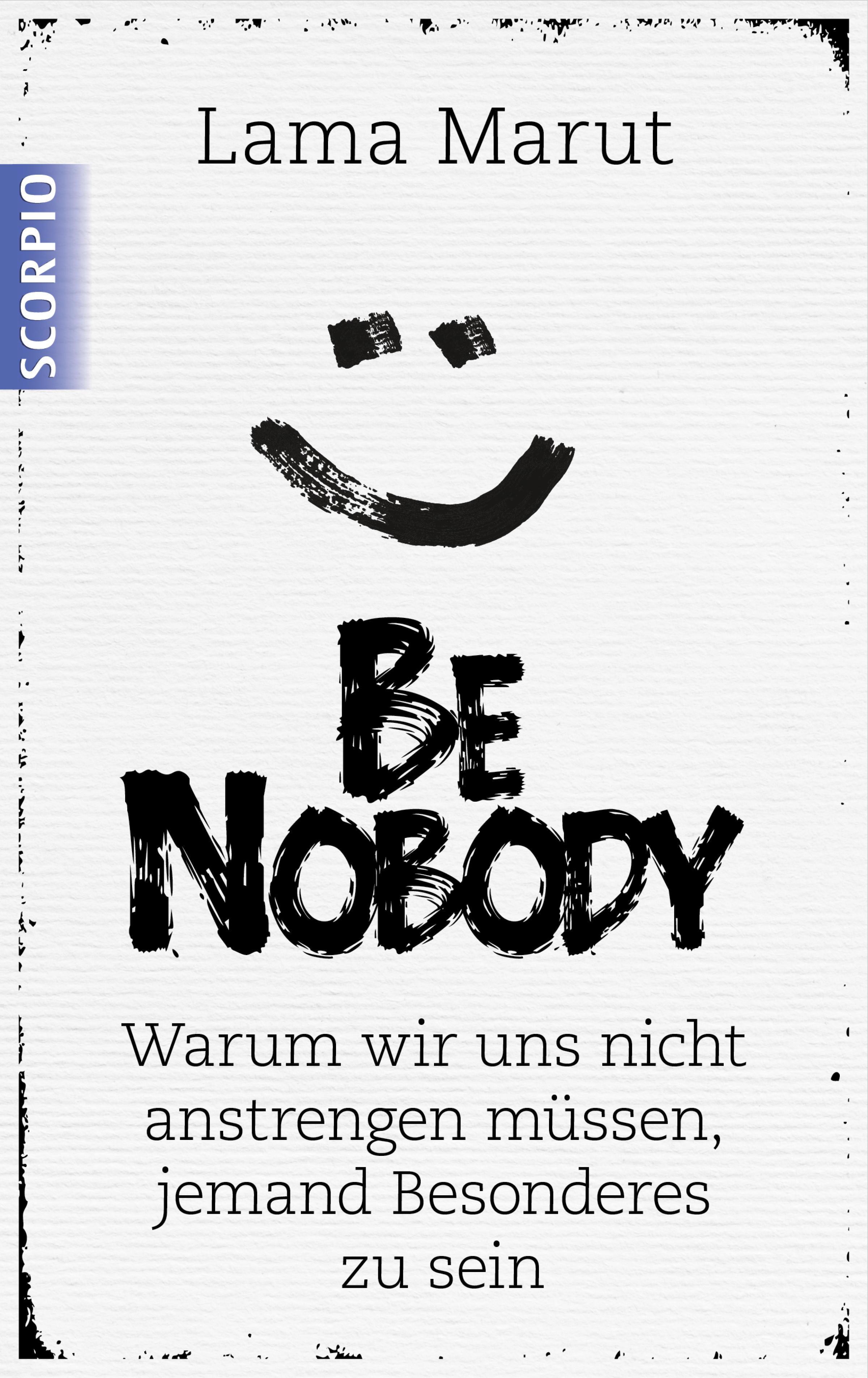 Be Nobody фото