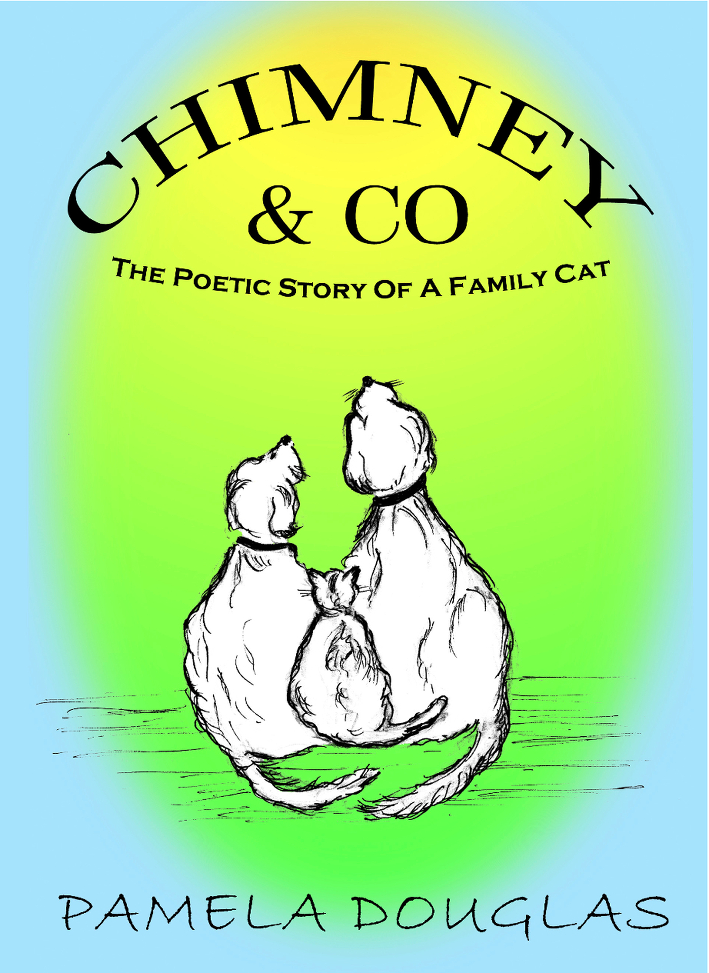 Pamela Douglas Chimney The Poetic Story Of A Family Cat pamela petro the slow breath of stone a romanesque love story