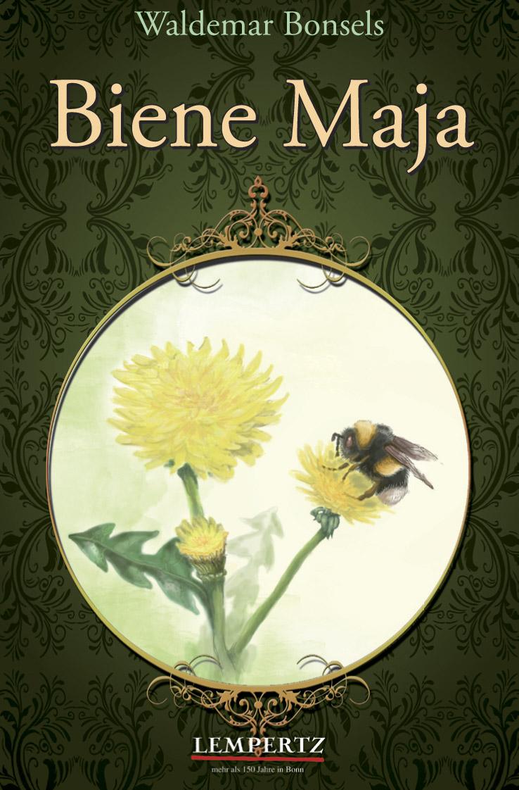 Waldemar Bonsels Biene Maja bonsels waldemar l ape maia e le sue avventure