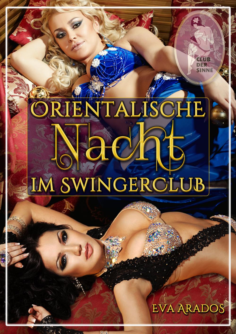 Orientalische Nacht im Swingerclub фото