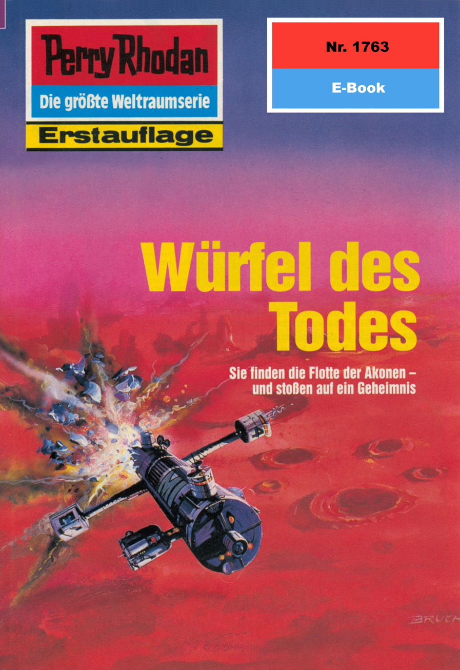 Horst Hoffmann Perry Rhodan 1763: Würfel des Todes horst hoffmann perry rhodan 1992 aufmarsch über thorrim