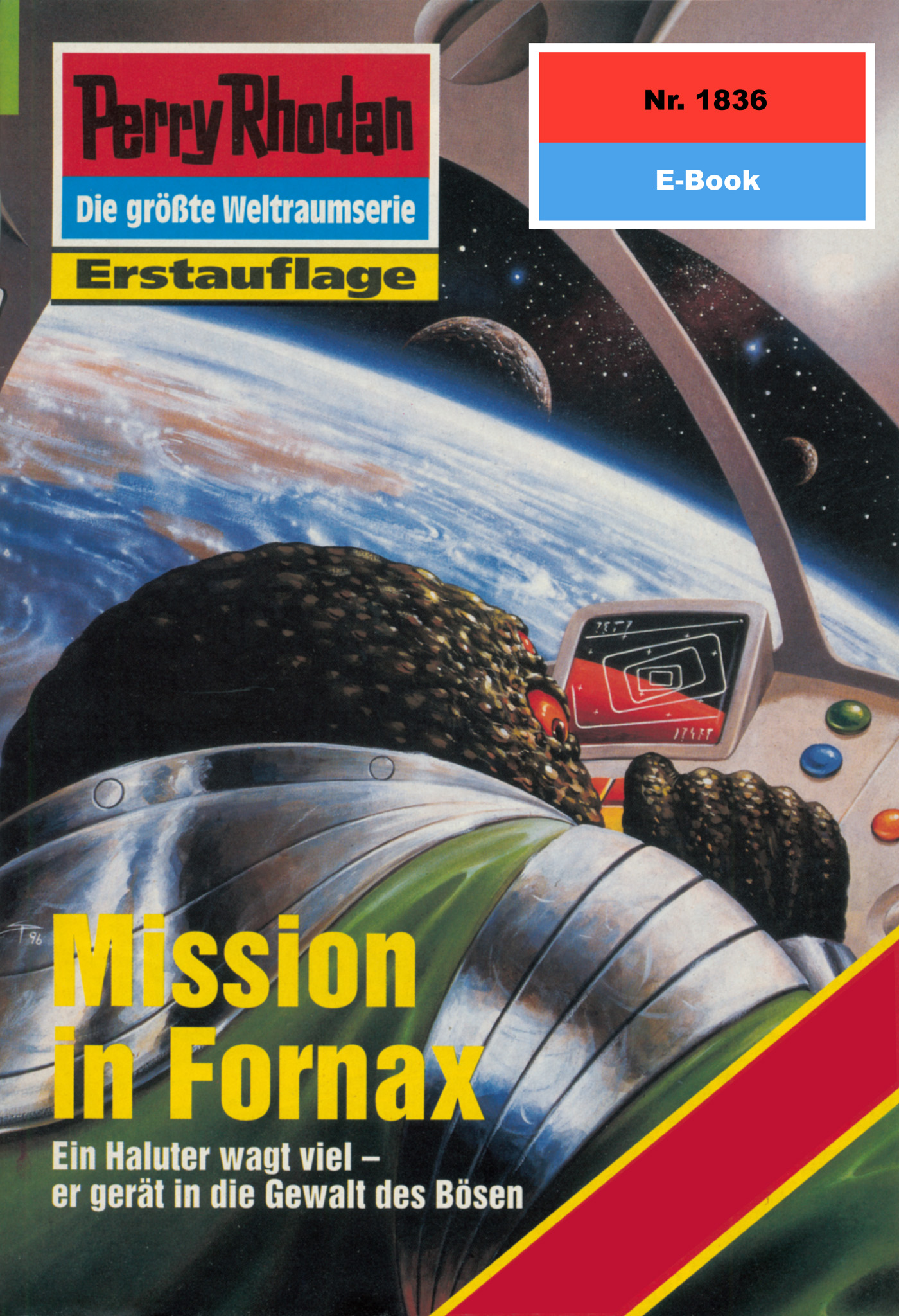 Horst Hoffmann Perry Rhodan 1836: Mission in Fornax horst hoffmann perry rhodan 1832 flucht von lokvorth