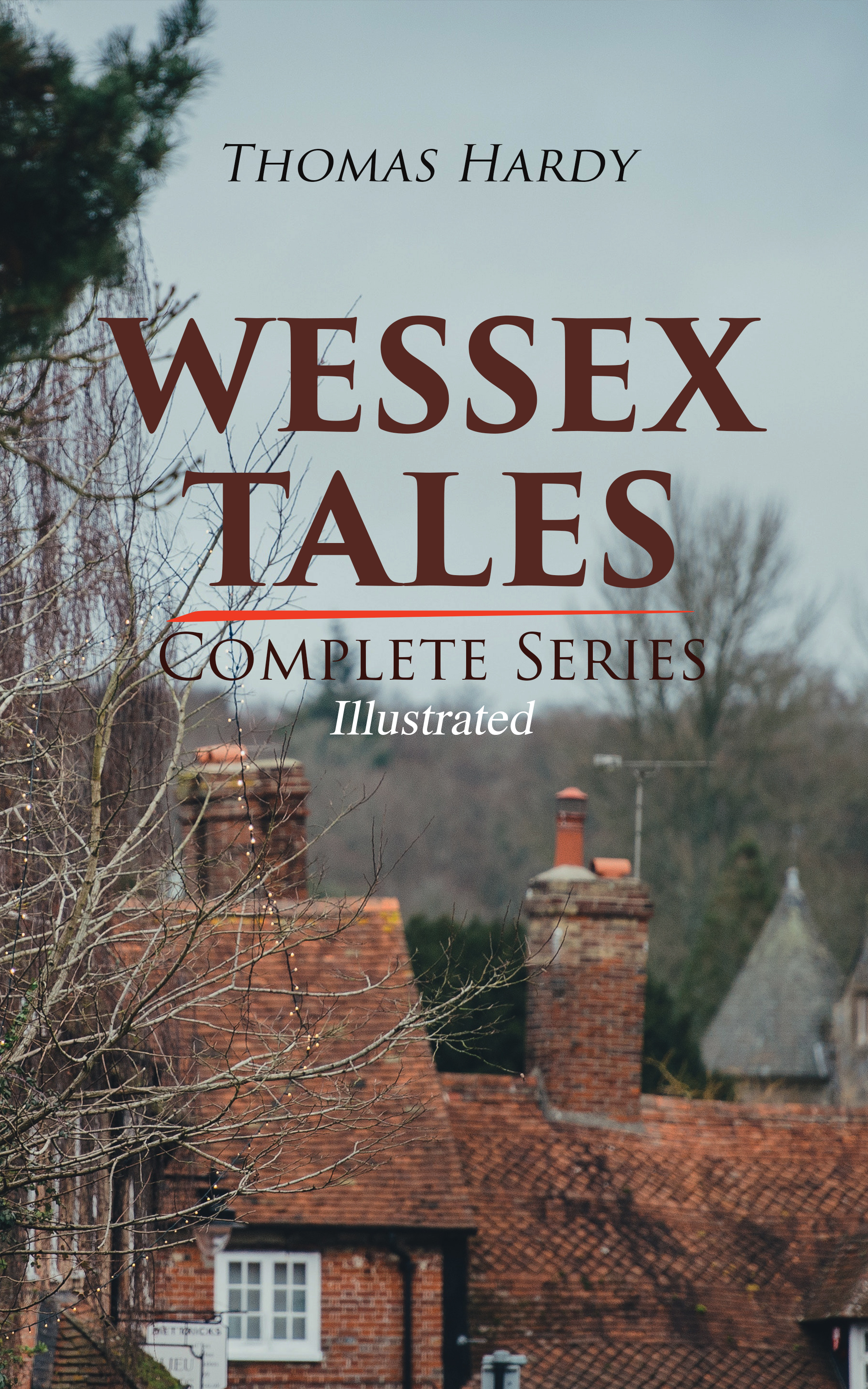 Томас Харди WESSEX TALES - Complete Series (Illustrated) berentes apple r logo – a complete illustrated handbook paper only