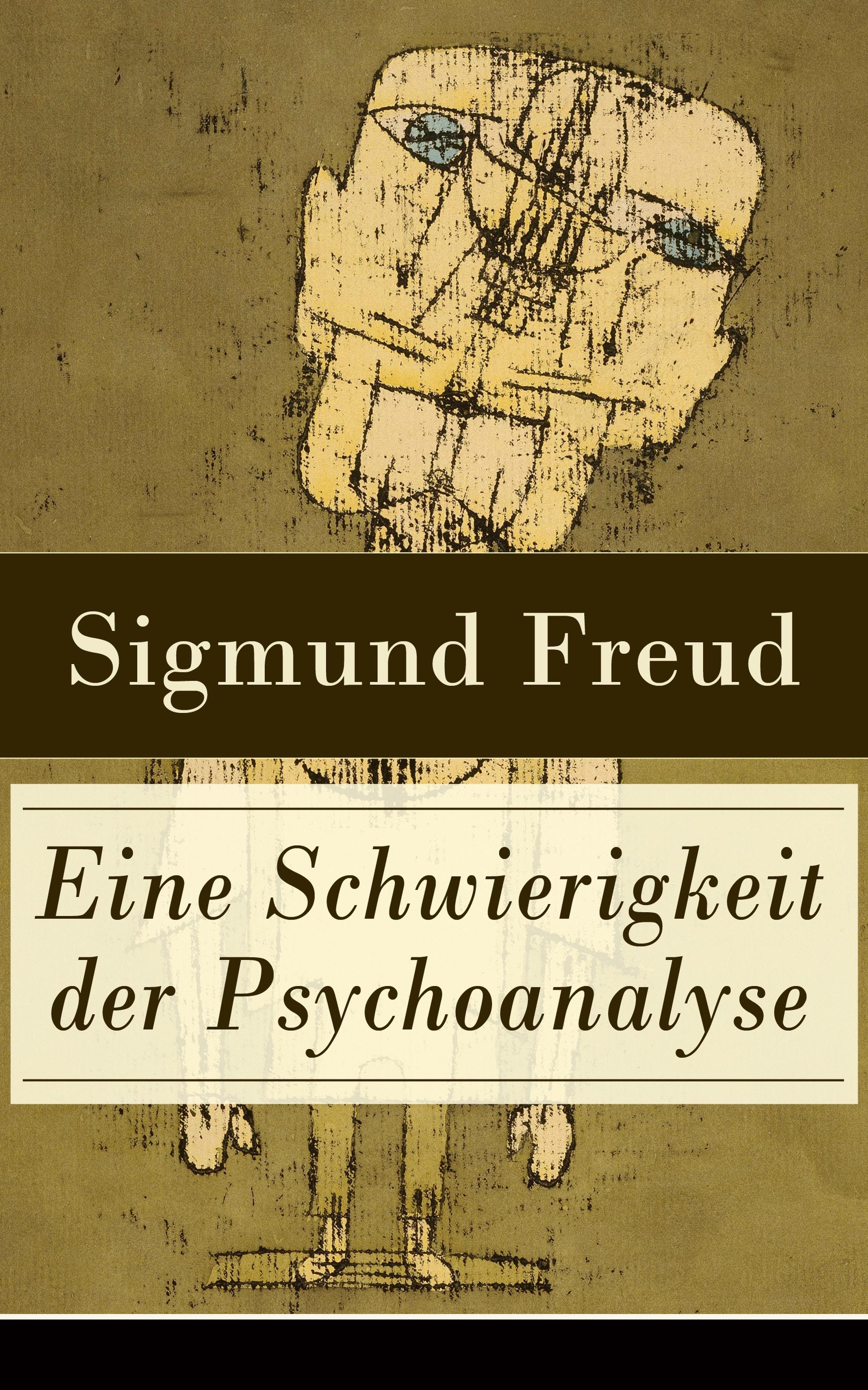 eine schwierigkeit der psychoanalyse