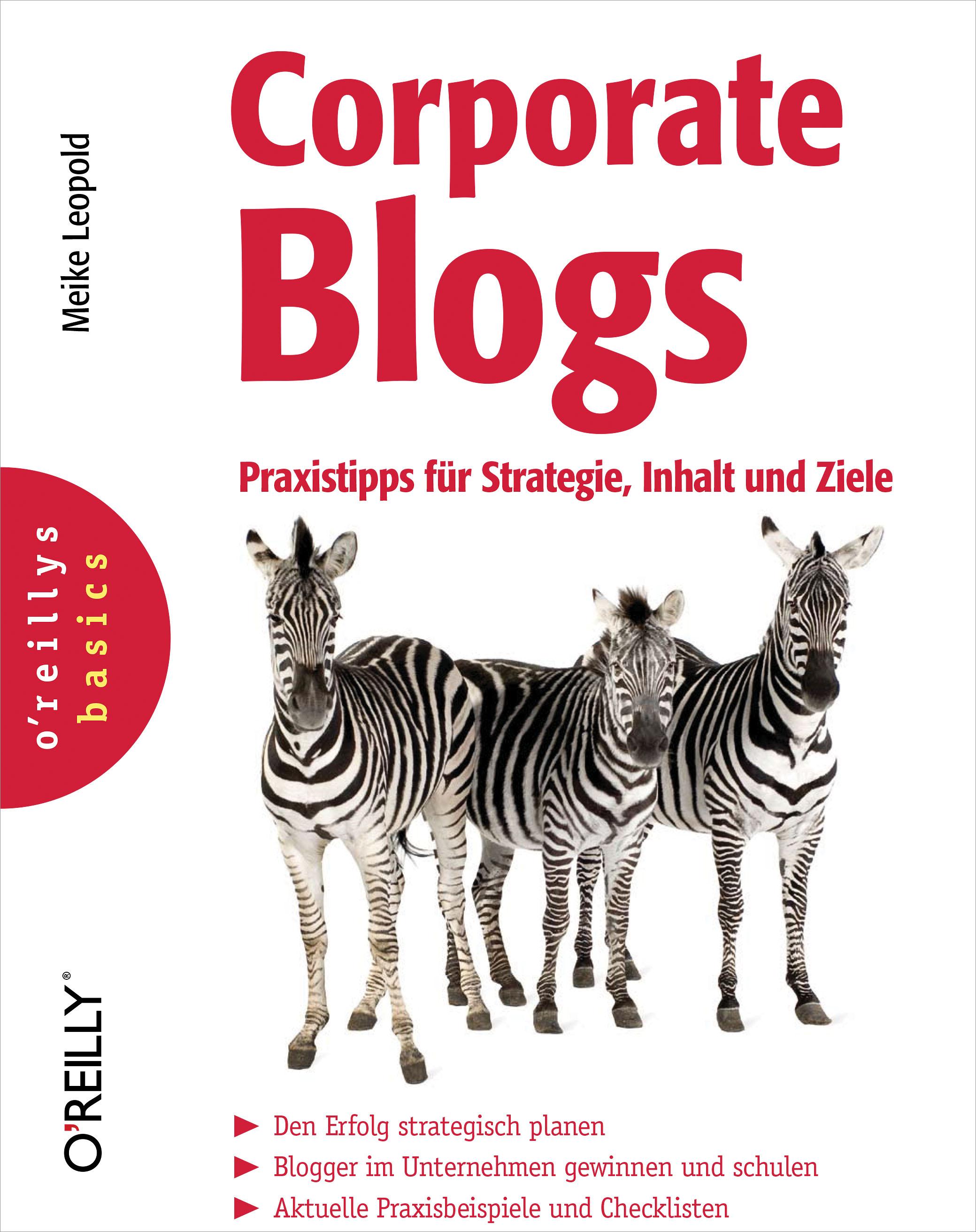 Meike Leopold Corporate Blogs blogs