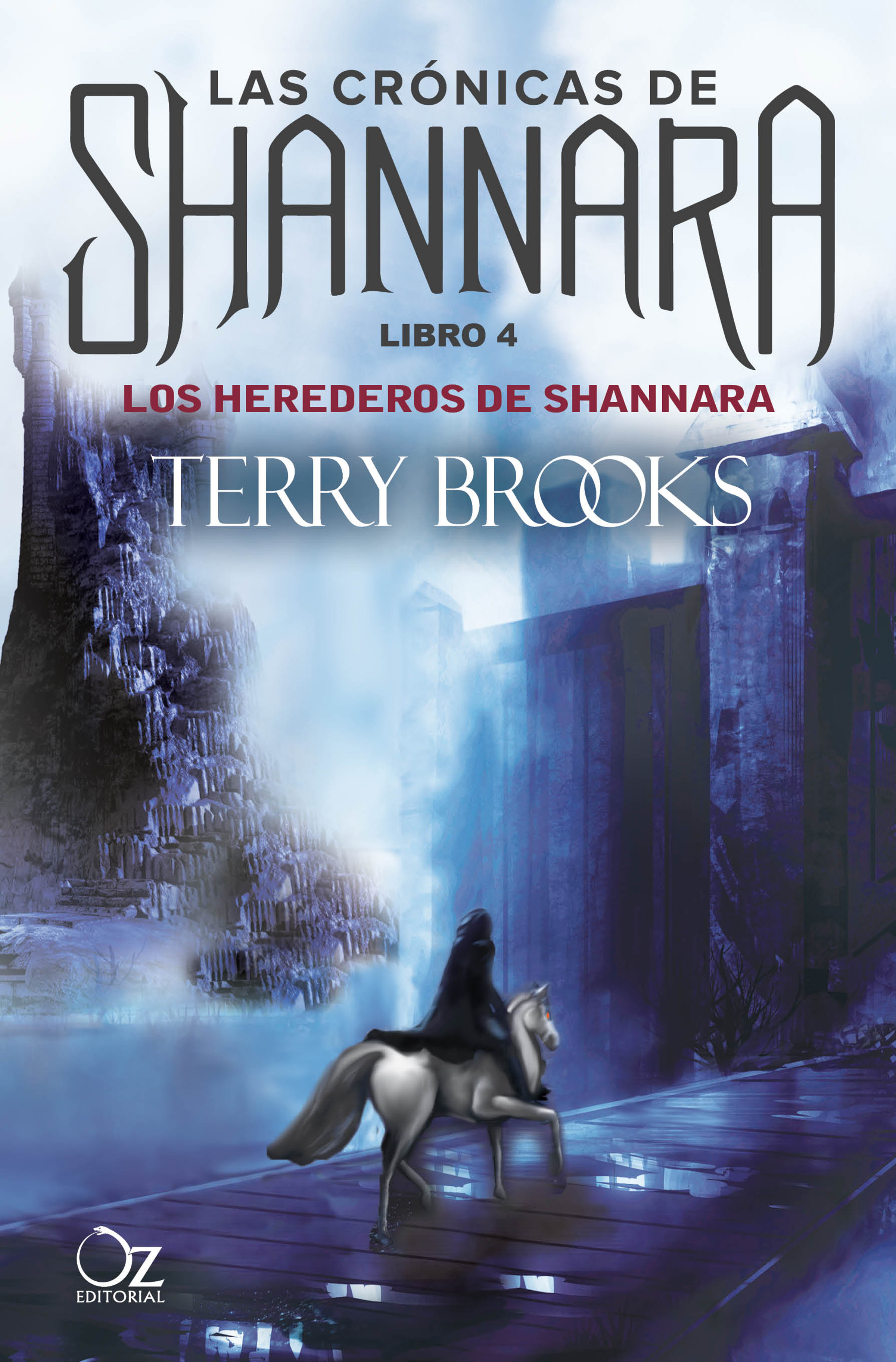 Terry Brooks Los herederos de Shannara terry brooks los herederos de shannara