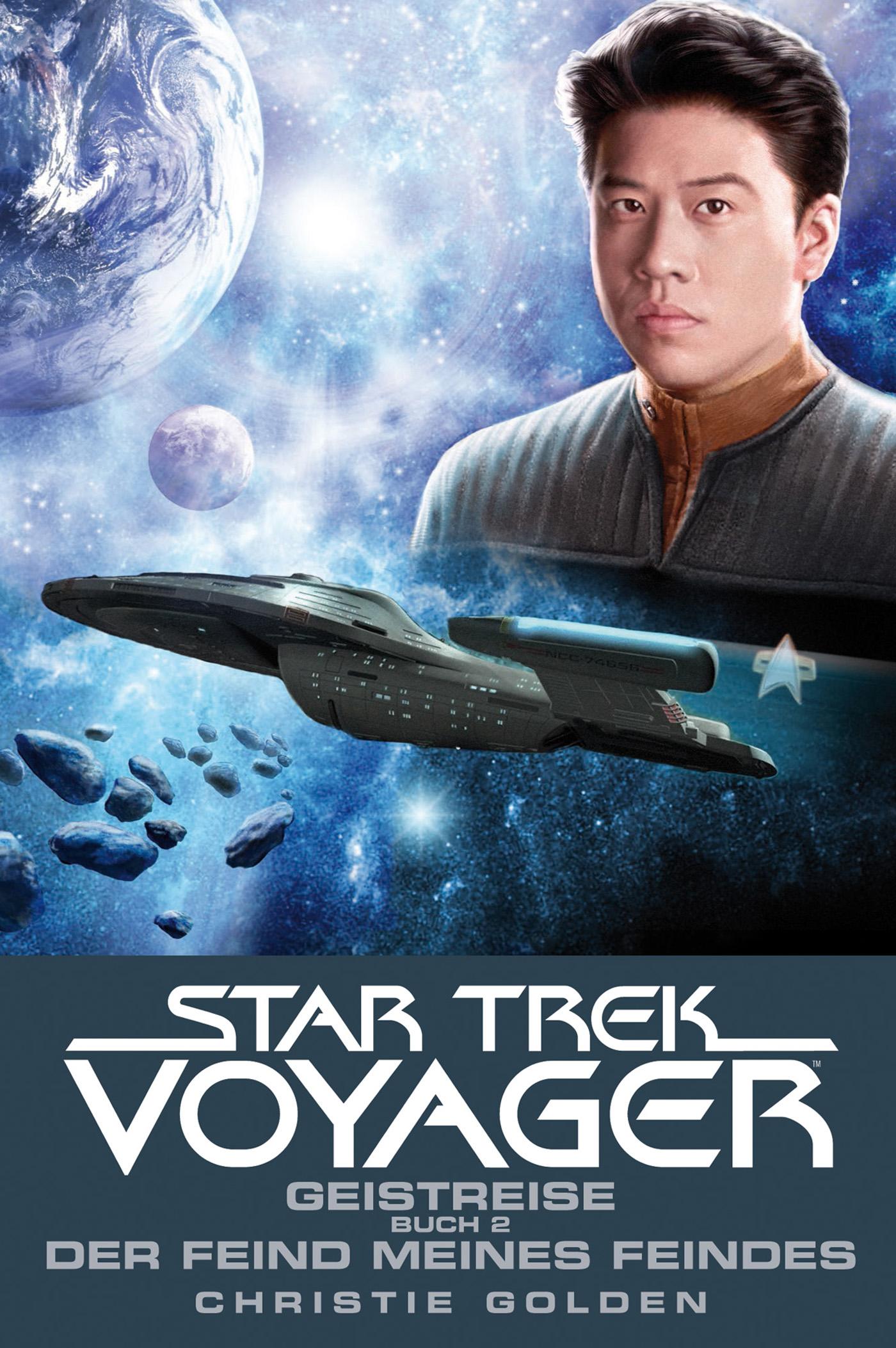 Christie Golden Star Trek - Voyager 4: Geistreise 2 - Der Feind meines Feindes christie golden world of warcraft band 2 der aufstieg der horde