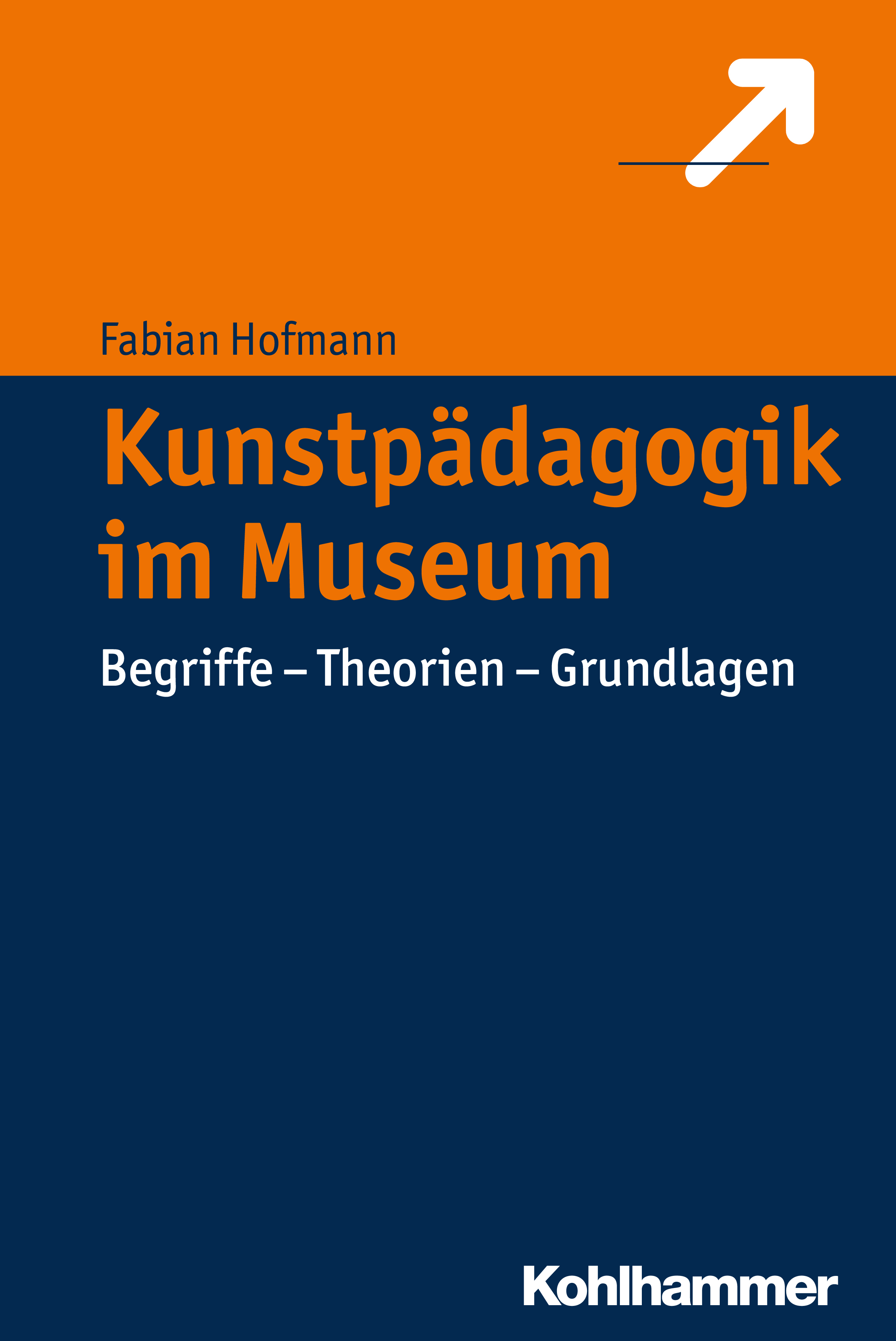 Fabian Hofmann Kunstpädagogik im Museum